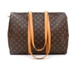 Vintage Louis Vuitton Sac Flanerie 45 Monogram Canvas Shoulder Bag