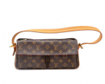 Louis Vuitton Viva Cite MM Monogram Canvas Shoulder Hand Bag
