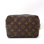 Vintage Louis Vuitton Trousse Toilette 18 Monogram Canvas Cosmetic Pouch