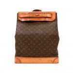 Louis Vuitton Steamer 35 Monogram Canvas Travel Bag