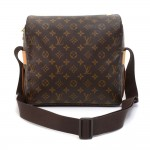 Louis Vuitton Naviglio Monogram Canvas Messenger Bag