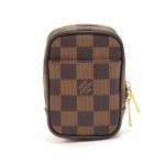 Louis Vuitton Okapi PM Ebene Damier Canvas Digital Camera Case