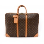 Vintage Louis Vuitton Sirius 55 Monogram Canvas Travel Bag