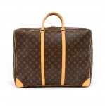 Louis Vuitton Sirius 50 Monogram Canvas Travel Bag
