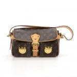 Louis Vuitton Hudson PM Monogram Canvas Shoulder Bag