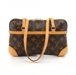 Louis Vuitton Mini Coussin Monogram Canvas Handbag
