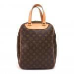 Louis Vuitton Excursion Monogram Canvas Travel Handbag
