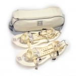 Chanel Sport Line Snow Shoes + Carry Case- Limited Edition