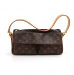 Louis Vuitton Viva Cite MM Monogram Canvas Shoulder Bag