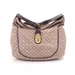 Louis Vuitton Romance Sepia Idylle Monogram Mini Canvas Hobo Bag