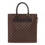 Louis Vuitton Venice GM Ebene Damier Canvas Tote Hand Bag