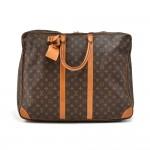Vintage Louis Vuitton Sirius 50 Monogram Canvas Travel Bag