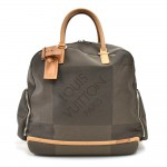 Louis Vuitton Aventurier Terre Damier Geant Boston Travel Bag