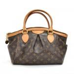 Louis Vuitton Tivoli PM Monogram Canvas Handbag