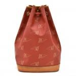 Vintage Louis Vuitton Saint Tropez LV Cup Limited Red Canvas Shoulder Bag