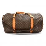 Vintage Louis Vuitton Sac Polochon 70  Monogram Canvas Large Duffel Bag