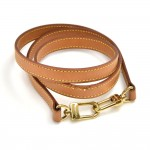 Louis Vuitton Cowhide Leather Shoulder Strap For Small Bags