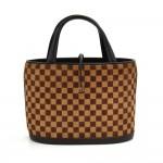 Louis Vuitton Impala Damier Sauvage Calf Hair Handbag - 2000 Limited