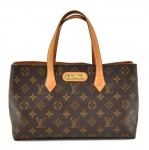 Louis Vuitton Willshire PM Monogram Canvas Handbag