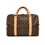 Louis Vuitton Carryall Monogram Canvas Travel Bag