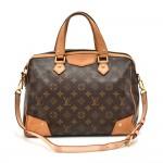 Louis Vuitton Retiro PM Monogram Canvas 2 Way  Bag