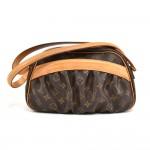 Louis Vuitton Clara Monogram Canvas Handbag