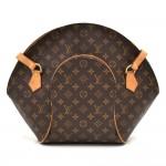 Vintage Louis Vuitton Ellipse GM Monogram Canvas XLarge Shoulder Bag