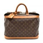 Vintage Louis Vuitton Cruiser 40 Monogram Canvas Travel Bag