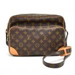Louis Vuitton Nil GM Monogram Canvas Shoulder Bag