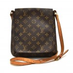 Louis Vuitton Musette Salsa Monogram Canvas Crossbody Bag