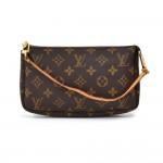 Vintage Louis Vuitton Pochette Accessoires Monogram Canvas Handbag