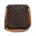 Vintage Louis Vuitton Musette Salsa Monogram Canvas Shoulder Bag