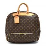 Vintage Louis Vuitton Evasion Monogram Canvas Large Travel Bag