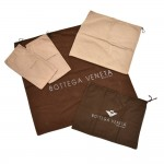 Bottega Veneta Cotton Dust Bags Assortment of 4