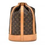 Vintage Louis Vuitton Randonnee PM Monogram Canvas Shoulder Bag