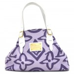 Louis Vuitton Tahitienne Cabas PM Lilac Tote Bag - Limited Edition