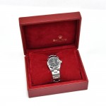 """Rolex Oyster Perpetual Datejust Black Dial 31 mm Case 6"""" Wrist Watch -78240"""