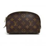 Louis Vuitton Pochette Cosmetique Monogram Canvas Travel/Cosmetic Case