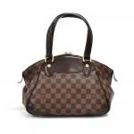 Louis Vuitton Verona PM Ebene Damier Canvas Bag