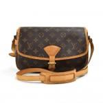 Louis Vuitton Sologne Monogram Canvas Crossbody Bag