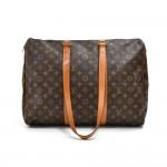 Vintage Louis Vuitton Sac Flanerie 40 Monogram Canvas Shoulder Bag