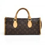 Louis Vuitton Popincourt Monogram Canvas Handbag