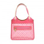 Louis Vuitton Sac Kathleen Rose Pink Mini Monogram Canvas Handbag