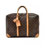 Louis Vuitton Sirius 45 Monogram Canvas Travel Bag