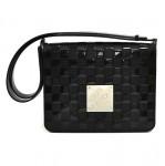 Louis Vuitton Cabaret Black Damier Vernis Shoulder Bag