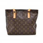 Louis Vuitton Cabas Piano Monogram Canvas Shoulder Bag