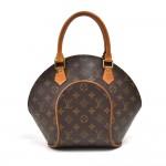 Vintage Louis Vuitton Ellipse PM Monogram Canvas Handbag
