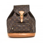 Vintage Louis Vuitton Moyen Montsouris MM Monogram Canvas Backpack