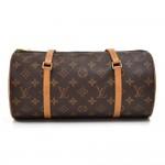 Louis Vuitton Papillon 30 Monogram Canvas Handbag