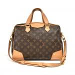 Louis Vuitton Retiro PM Monogram Canvas Handbag + Shoulder Strap